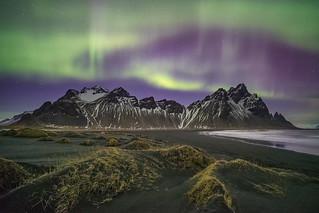 'A Stellar Show' - Stokksnes, Iceland