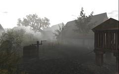 Autumn in Helvegen: Harvest Time (Del-ka Aedilis) Tags: vikings wikinger torvaldsland north norse medieval village landscape