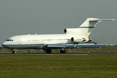 VP-BNA_B727-100_Mid_East_Jet_Inc_19.06.06 (G.Perkin) Tags: london stansted stn airport uk united kingdom england airfield aerodrome aircraft aviation airplane aeroplane fly flight plane spotting graham perkin photography canon eos vpbna boeing 727 private bizjet business exec executive