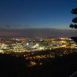 Stuttgart at night thumbnail