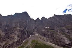 Trollveggen -|- Troll Walls (erlingsi) Tags: no trollveggen noreg norway fjellet fjell bratt high sogge romsdalen mountains fjäll
