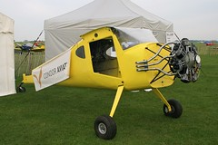 Unknown Cessna fuselage (nickthebee) Tags: laarally2017 sywell aircraft