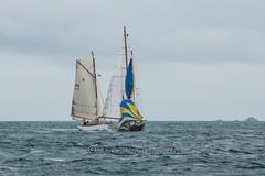 Spirit of Callisto and La Gaillarde (Matchman Devon) Tags: classic channel regatta 2017 st peter port paimpol spirit callisto la gaillarde
