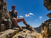 En la Ventanona del Torres (Stoned Squirrel) Tags: laraya puertubraã±a refugio sanisidro torrecerredo puertubraña picu torres pico trekking naturaleza rocks rock formation