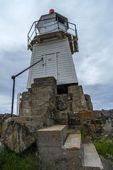 IMGP9241 (Pentaxam) Tags: lofootit2013 lofoten2013 norja norway lighthouse majakka portaat steps