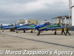 """Embraer EMB-314A (A-29A) """"Super Tucano"""" (Marco Zappatori's Agency) Tags: embraer emb314asupertucano a29a esquadrãodedemonstraçãoaerea eda esquadrilhadafumaça fab forçaaereabrasileira brazilianairforce marcozappatorisagency"""
