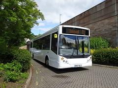 Hulleys RR57BLU Matlock (Guy Arab UF) Tags: hulleys rr57blu alexander dennis dart slf mcv evolution bus matlock bakewell road derbyshire buses stagecoach 33870 bluebird middleton