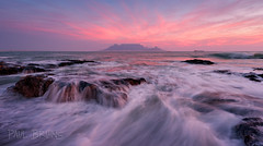 One in 257 (Panorama Paul) Tags: paulbruinsphotography wwwpaulbruinscoza southafrica westerncape capetown tablemountain blaauwbergbeach waves beach sunset nikond800 nikkorlenses nikfilters