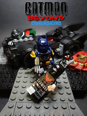 Batman Beyond Dimensions #6 (Sir Doctor XIV) Tags: lego batman beyond dimensions comic