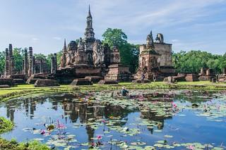 sukhothai - thailande 10