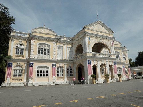 Penang Town Hall, George Town, Malaysia
