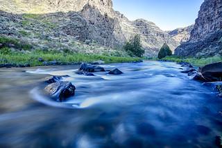 Bruneau Wild and Scenic River, Idaho