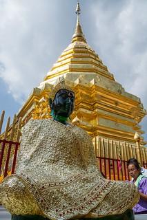 doi suthep pui chiang mai - thailande 13