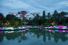 Singapur - Gardens by the Bay (Christian Jena) Tags: singapur gardens by bay singapore