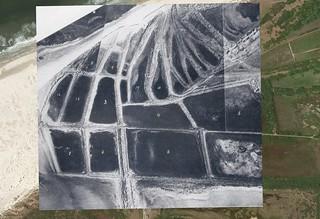 Luchtfoto CSK en omgeving 1930
