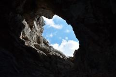 Prisojnikovo okno (2300 m), Kopiščarjeva pot na Prisojnik (2547 m), Triglavski narodni park, Slovenija / Prisojnik window (2300 m), Kopiščar route to Prisojnik (2547 m), Triglav National Park, Slovenia (Hrvoje Šašek) Tags: prisojnik prisank kopiščarjevapot prisojnikovookno prisojnikwindow kopiščarroute triglavskinarodnipark triglavskinacionalnipark triglavnationalpark planina mountain planine mountains planinarenje hiking planinari hikers planinar hiker oblak cloud oblaci clouds peak summit stijena rock stijene rocks litica cliff litice cliffs hill alpe alpen alps alpi julijskealpe julianalps julischealpen alpigiulie hribi ljeto summer pogled view panoramskipogled panoramicview pejzaž landscape priroda nature slovenija slovenia slowenien d3300 staza put route path trail ferata viaferrata penjanje climbing svjetlo light kontrasvjetlo counterlight spilja cave okno window framing