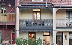 19 Trafalgar Street, Annandale NSW