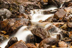 Waters of Levenworth Creek near Georgetown