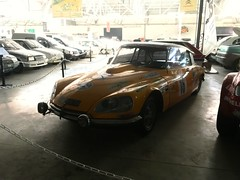1972 Citroen DS 21 Group 5 racing prototype 3litre Maserati V6 (mangopulp2008) Tags: seen citroen conservatiore aulnay sous bois france 1972 ds 21 group 5 racing prototype 3litre maserati v6