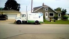 TruGreen truck - HTT (Maenette1) Tags: trugreen lawncare truck pickuptruck neighborhood menominee uppermichigan happytruckthursday flicker365 michiganfavorites