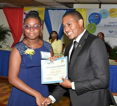 EDUCATION STATE MINISTER URGES SKILLED PARENTS TO BECOME VOLUNTEERS
