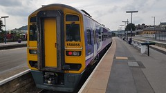 Northern class 158 (Uktransportvideos82) Tags: class158 northernrail yorkshire