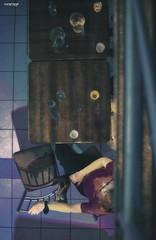 Desarmonía (Berly Fuster [Theretsuf]) Tags: desarmonía mesa silla vaso jarra señora sentada aburrido esperando asiento picado aplomo disharmony table chair glass pitcher mrs sitting boring waiting seat chopped aplomb pub disharmonie tisch stuhl schiff jar dame sitzen langweilig warten sitz gehackt poise kevinncajaleon berly fuster kevin