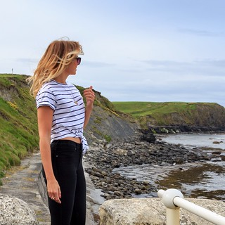 Travel Ireland. #lahinch #cliffsofmoher #spanishpoint #landscape #photography #surf #sea #hikes #health #fitness #mindfulness