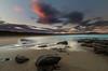 Untouched (Rod Burgess) Tags: durrascreek durraspoint nsw southdurras sunrise australia rocks canon1635f4l canoneos5dmarkiv longexposure clouds pink