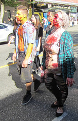 IMG_2320 (vancouverbyte) Tags: vancouver vancouverbc vancouvercity vancouverzombiewalk2017 zombiewalk