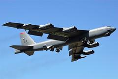 USAF B-52 60-0052 Display (Craig S Martin) Tags: boeing b52 jet military raf fairford ffd egva airshow riat bomber usaf b52h 600052 2006 aviation