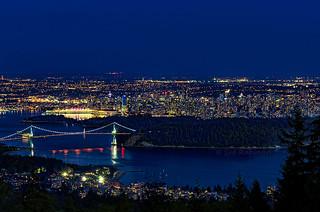 Stanley Park & Vancouver