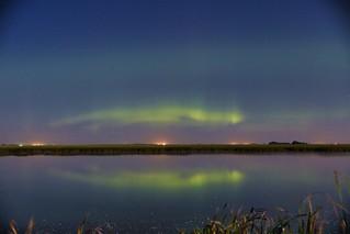 Sept 6 aurora Beiseker 11:30