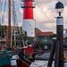 Im Hafen von Büsum