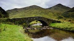 Butterbridge (andrewmckie) Tags: bridge glenkinglas scotland mountains scottish scottishscenery outdoor butterbridge