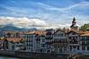 San Juan de Luz, Francia (Miguel Mora Hdez.) Tags: sanjuandeluz aquitania paisvascofrances francia d90 nikon 18140mm trip clouds sky