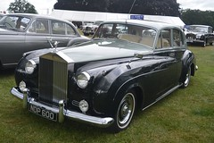 Rolls-Royce Silver Cloud (CA Photography2012) Tags: ndp600 rollsroyce silver cloud i 1 classic luxury saloon sedan limousine limo british rolls royce roller rrec burghley house 2017 ca photography automotive exotic car spotting