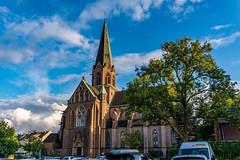 St. Clara Kirche, Dortmund Hörde (DanGrothe) Tags: dortmund hörde stclara kirche church