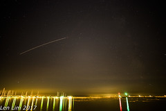 Point Pelee (l3n2k1) Tags: point pelee leamington national park canada parks zeiss distagont2128 night universe colours colors sk sky plane ontario