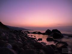 Waiting for the Sun (ivan.dolgoff) Tags: olympusepl3 seashore sea blacksea sky sunset sunrise crimea