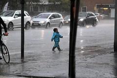... some like it wet ... (ChristianofDenmark) Tags: christianofdenmark copenhagen denmark autumn rain cloudburst water