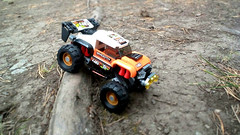 60146 (Remake) (OWL3T) Tags: lego car forest vehicle offroad rover