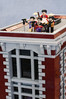 Beatles on the roof (Guillermo Relaño) Tags: thebeatles beatles guillermorelaño lego lepin nikon d90 toys toy juguete ghostbusters cazafantasmas caza fantasma ghost buster montaje mooc