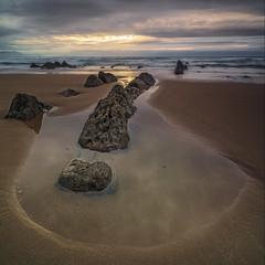 Barrika ii (teredura58) Tags: barrika playa rocas arena
