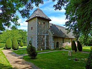 St. Mary, Thornham Parva