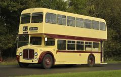 FJF400 Leicester Transport 40 (martin 65) Tags: leicestershire nottinghamshire eastmidland derby road transport public preserved preservation showbus 17917 vehicle vintage bus buses bedford ob bristol volvo aec re