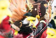 one huli wigman (kthustler) Tags: goroka singsing papuanewguinea tribes huliwigmen mudmen