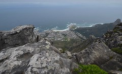 Cape Town - Table Mountain, 1067 m. (Klaus S. Henning) Tags: cape town kapstadt klausshenning klaus s henning table mountain tafel berg cable car seil zug