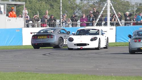 Ginetta GRDC+ at British GT Championship 2017 Donington Park - Karim Sekkat / Bill Forbes / Stephen Moore