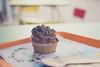 Chocolinette (Mathosse) Tags: food 50mm d5500 color france cupcake bokeh